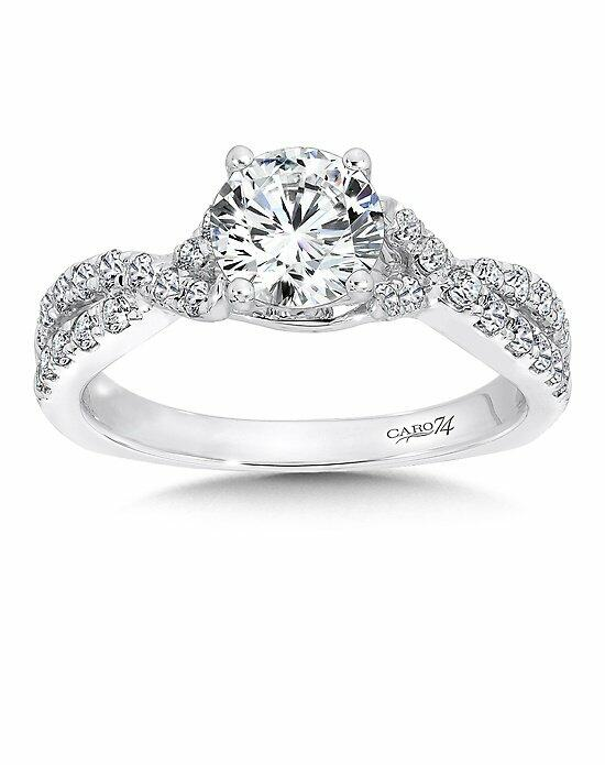 Caro 74 CR625W Engagement Ring photo