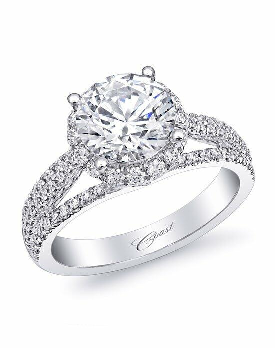 Coast Diamond Charisma Collection - LC10028 Engagement Ring photo