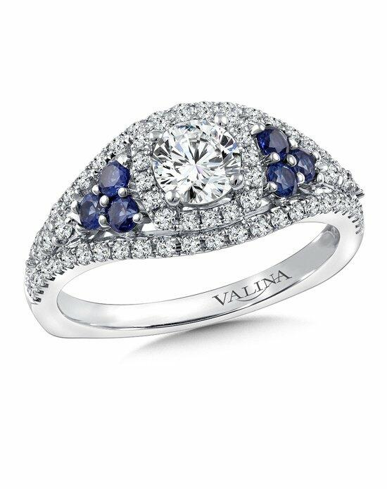 Valina RQ9776WP-BSA Engagement Ring photo