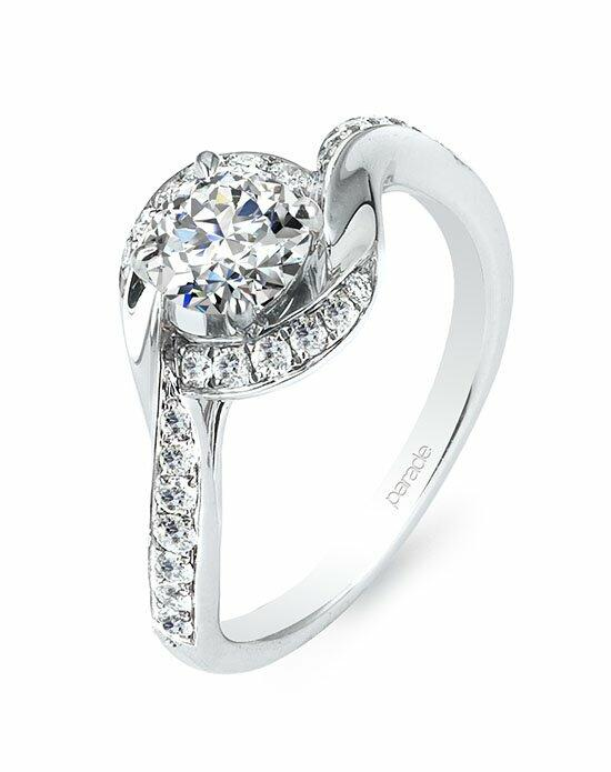 Parade Design Style R2712 from The Hemera Collection Engagement Ring photo