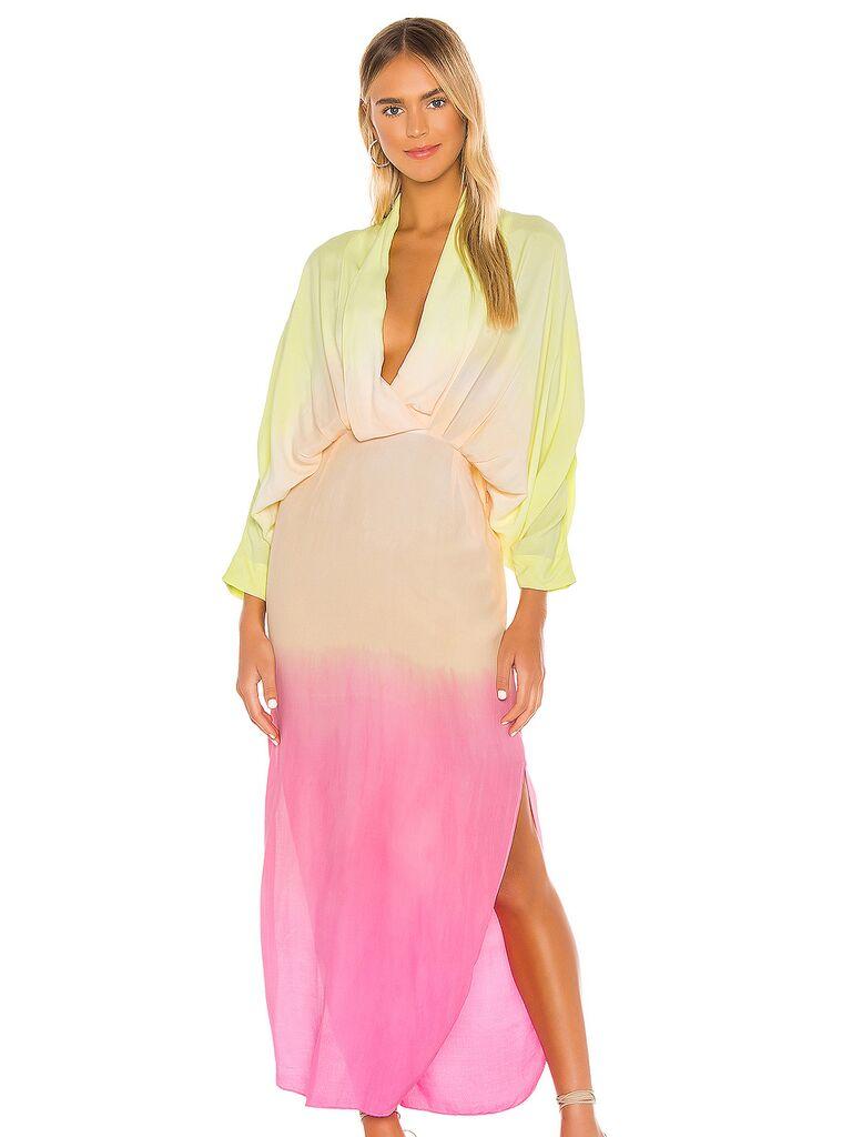 SWF Sunset dress