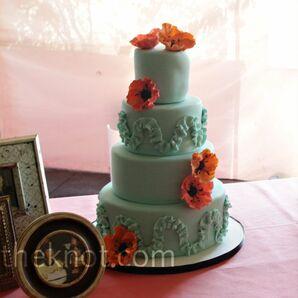 Sugar Poppy Cake