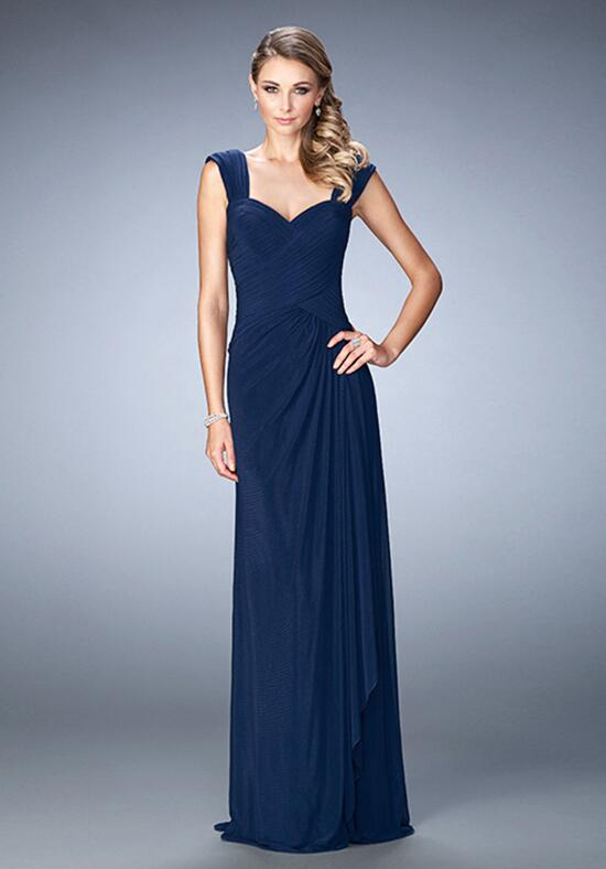 La Femme Evening 21783 Mother Of The Bride Dress photo