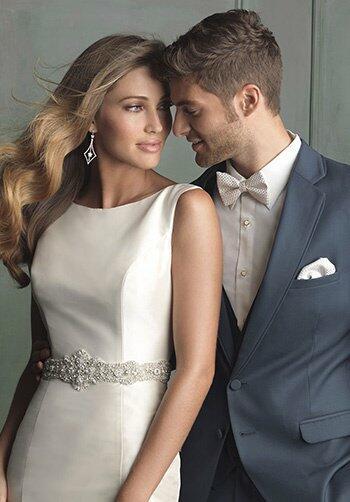 Allure Bridals Allure Bridals 9106 Bridal Gowns Wedding ...