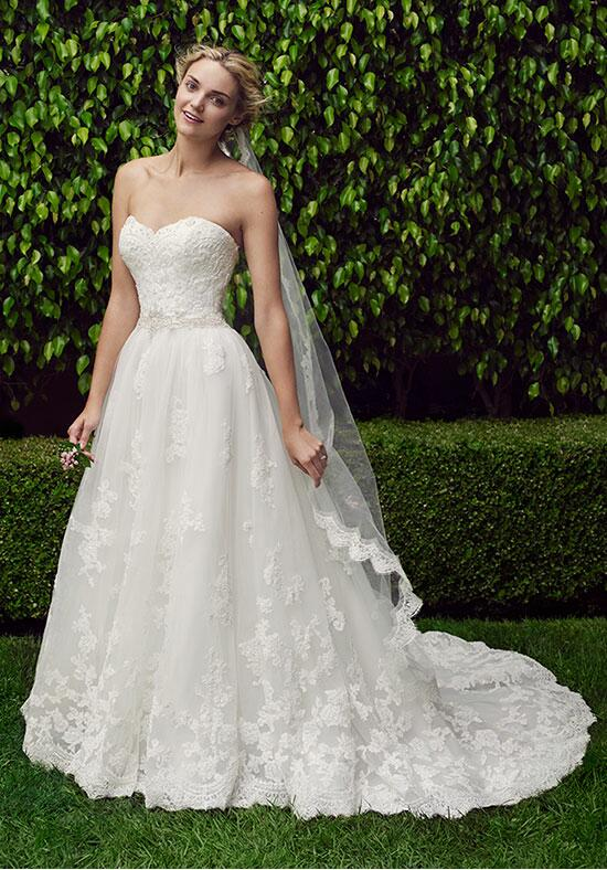 Casablanca Bridal 2229 Cherry Blossom Wedding Dress photo