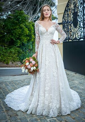 Jasmine Couture T222063 Ball Gown Wedding Dress