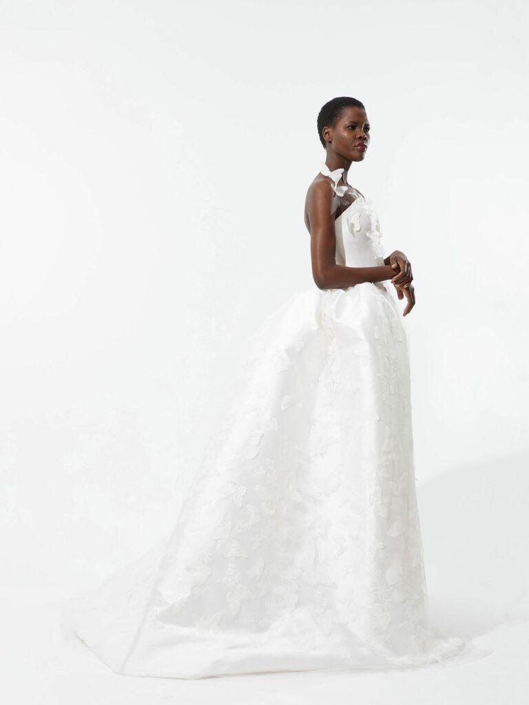 Nardos wedding dress