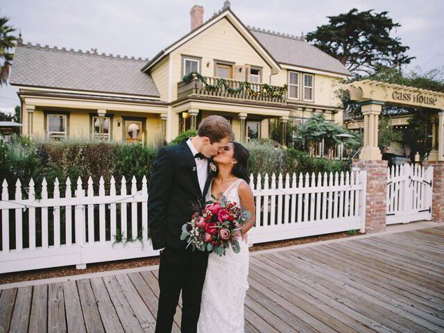 Big Sur wedding venue in Cayucos, California.