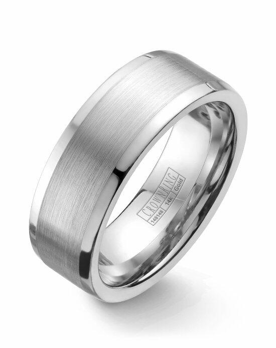 CrownRing WB-9845-M10 Wedding Ring photo
