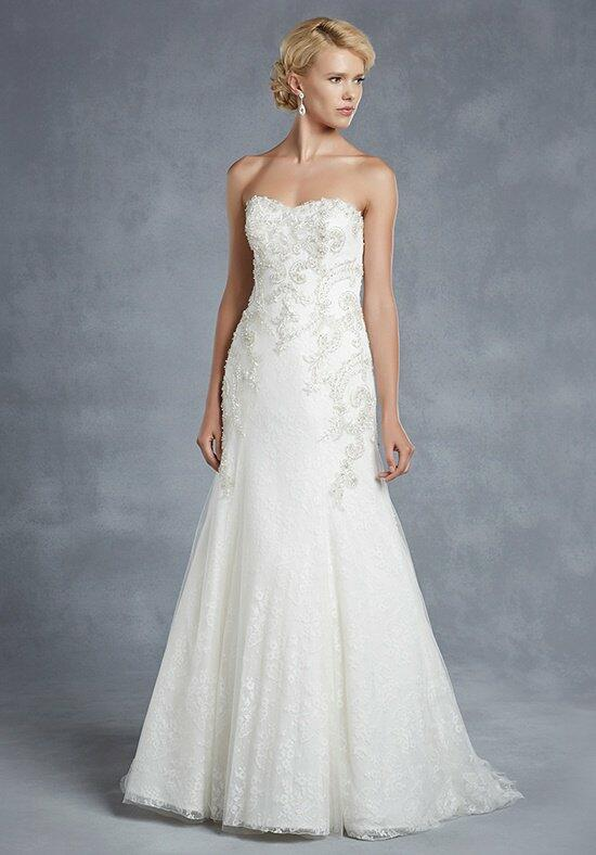 Blue by Enzoani Hawthorne Wedding Dress photo