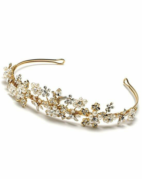 USABride Sydney Gold Tiara TI-723-G Wedding Tiaras photo