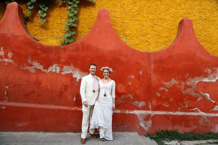 Louisa Oberman Harwood (30 and a marketing coordinator) and Joseph Matthew Harwood (30 and self-employed) ha