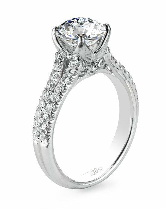 Parade Design Style R2834 from the Hemera Collection Engagement Ring photo