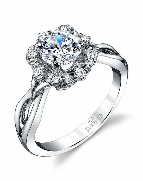 Parade Design Style R3544 from the Hemera Collection Engagement Ring photo