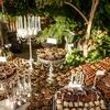 A Natural, Modern Wedding at Planterra Conservatory in West Bloomfield, Michigan