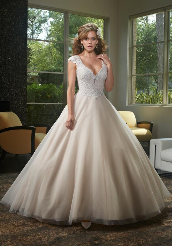 1 Wedding by Mary's Bridal 6438 Wedding Dress photo