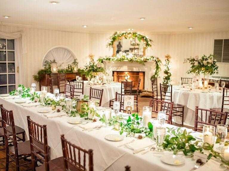 Wedding venue in Taneytown, Maryland.