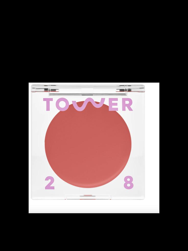 best cream blush tower28
