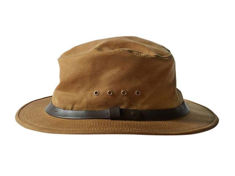 backcountry.com tan cloth hat for bachelor party favors