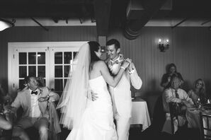 Shannon and Zach's First Dance