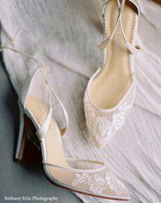 Bella Belle ANITA IVORY Ivory Shoe