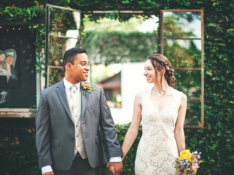 Bad Luck Wedding Superstitions to Ignore