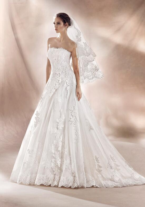 WHITE ONE SHARON Wedding Dress photo