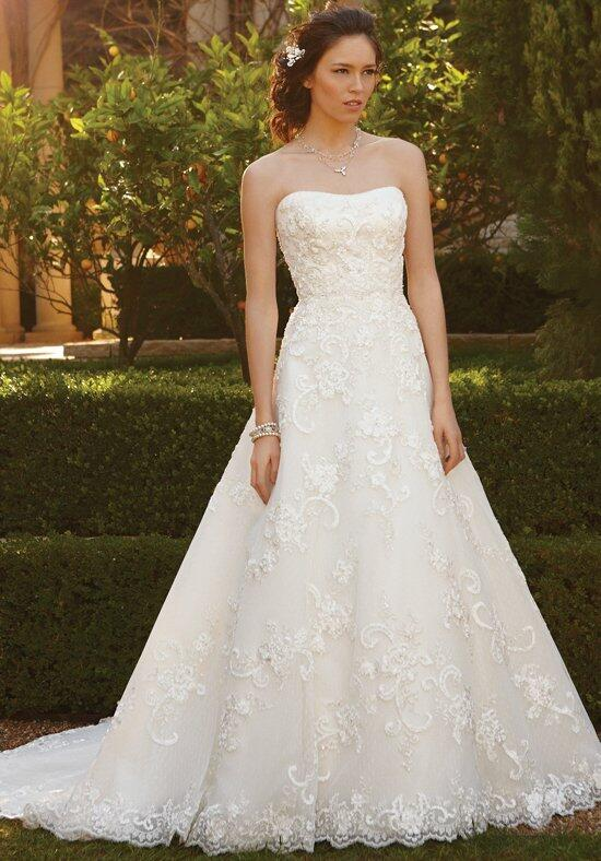 Casablanca Bridal 2051 Wedding Dress photo