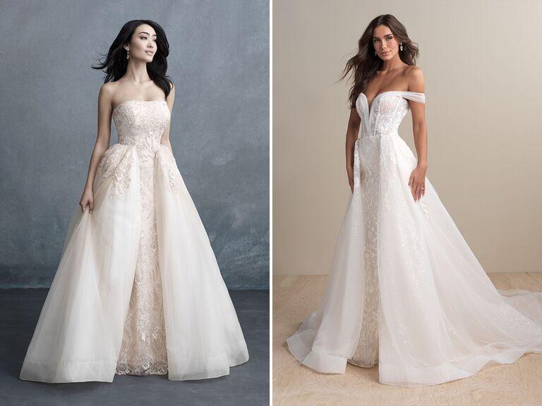 Allure Couture style: C584T; Abella style: E158T