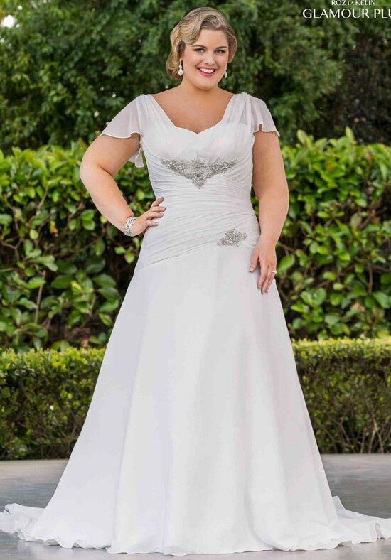 Roz la Kelin - Glamour plus Collection Virginia 5743T Wedding Dress photo