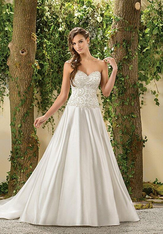 Jasmine Collection F181013 Wedding Dress photo