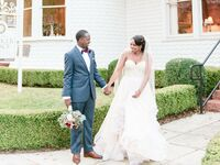 A stylish, classic wedding at Rucker Place in Birmingham, AL