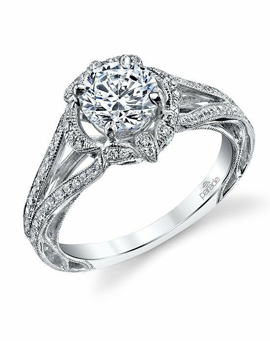 Parade Design Style R3194 from The Hera Collection Engagement Ring photo