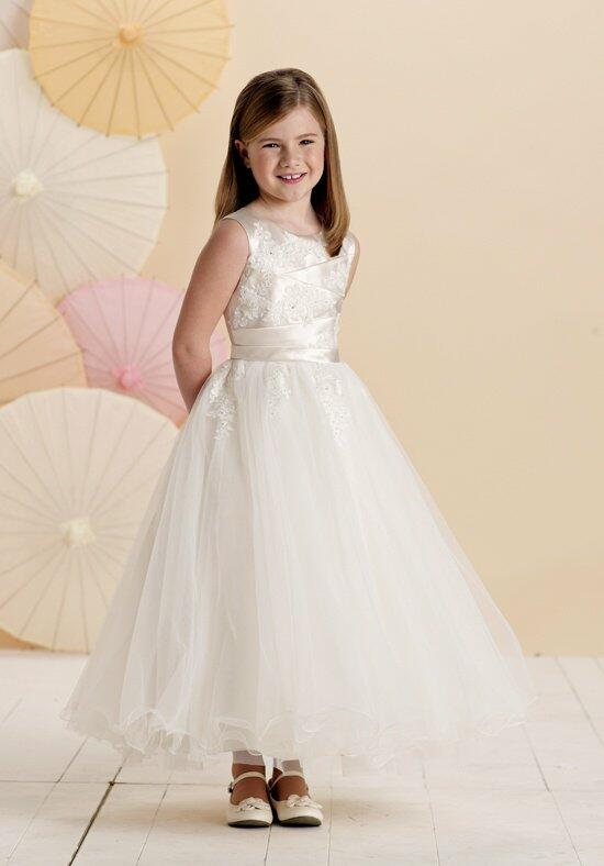 Joan Calabrese by Mon Cheri 214383 Flower Girl Dress photo
