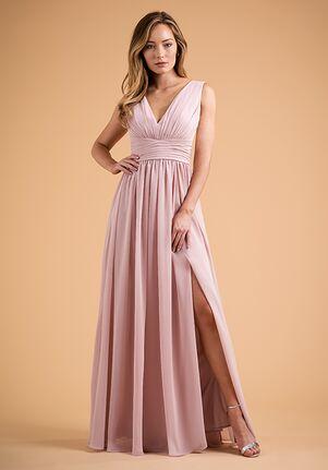 B2 Bridesmaids by Jasmine B223007 V-Neck Bridesmaid Dress