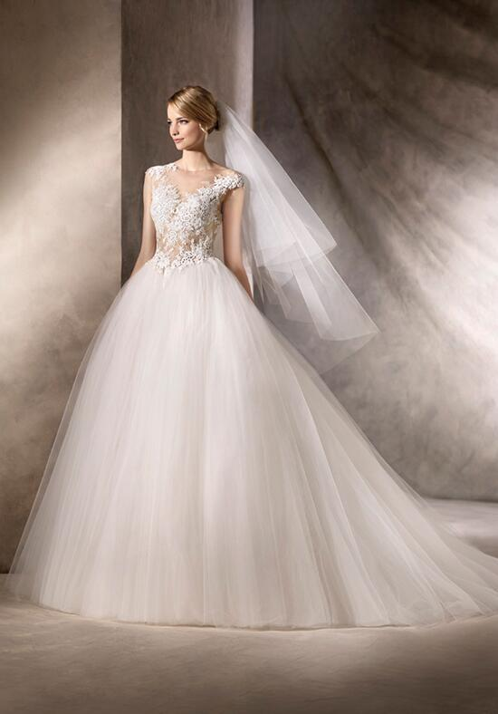 LA SPOSA HALAR Wedding Dress photo