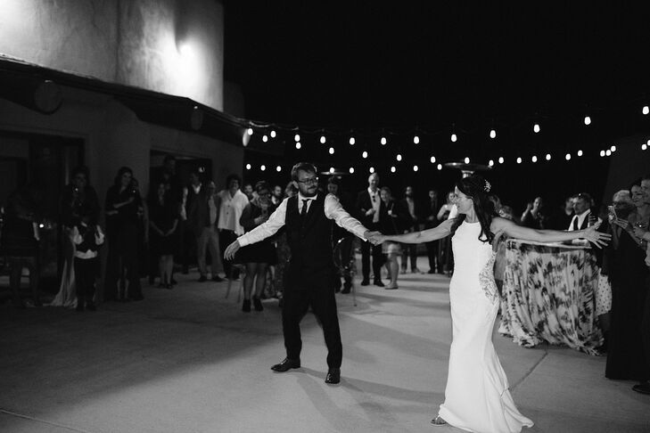 Modern First Dance at Boulders Resort & Spa Scottsdale in Arizona