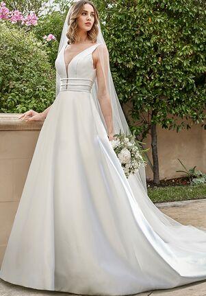 Jasmine Couture T232074X A-Line Wedding Dress