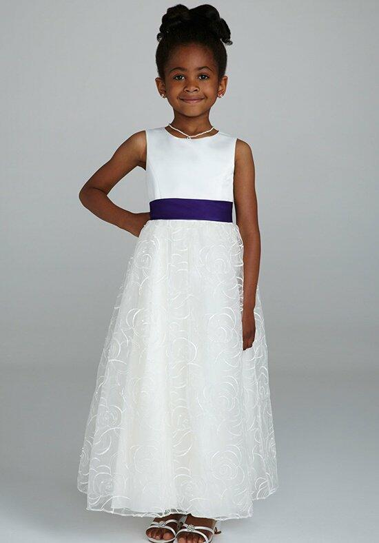 David's Bridal Juniors FG9406 Flower Girl Dress photo
