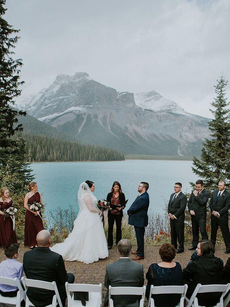 outdoor wedding venue British Columbia