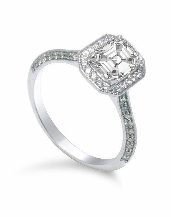 Timeless Designs R1809/AS Engagement Ring photo
