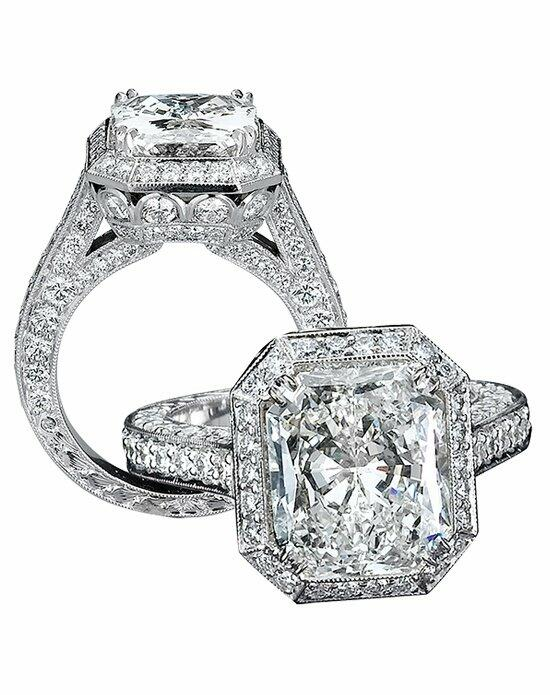 Jack Kelege KPR 375-2 Engagement Ring photo