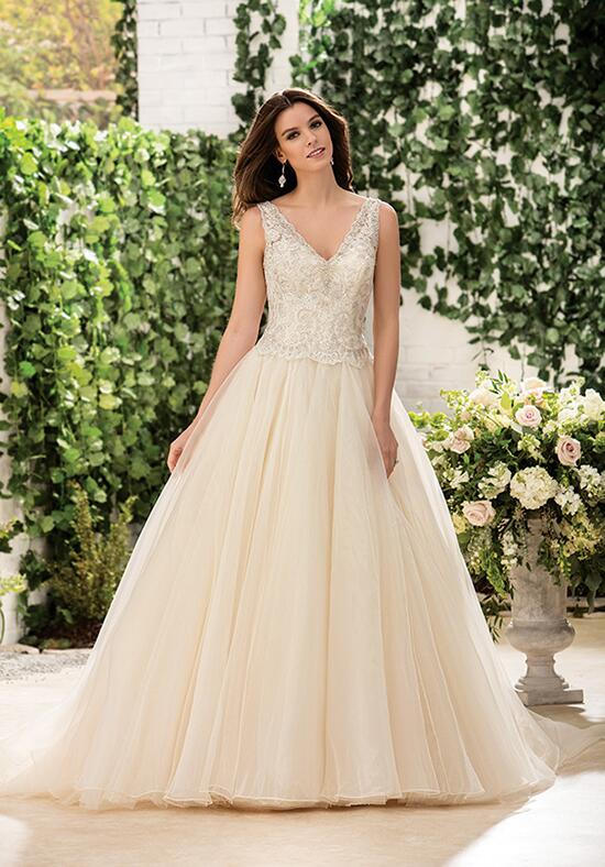 Jasmine Collection F181065 Wedding Dress photo