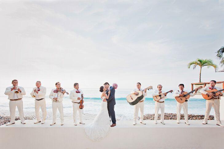 Traditional Mariachi Reception Band
