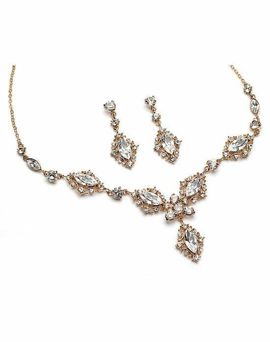 USABride Dynasty Gold Jewelry Set Wedding Necklaces photo