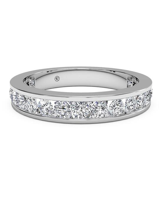Ritani Women's Channel-Set Diamond Eternity Wedding Ring - in 14kt White Gold - (1.05 CTW) Wedding Ring photo