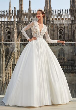 Demetrios 8102 Ball Gown Wedding Dress
