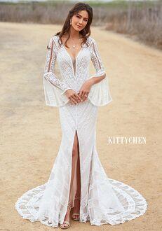 KITTYCHEN LULU, H1963 Sheath Wedding Dress