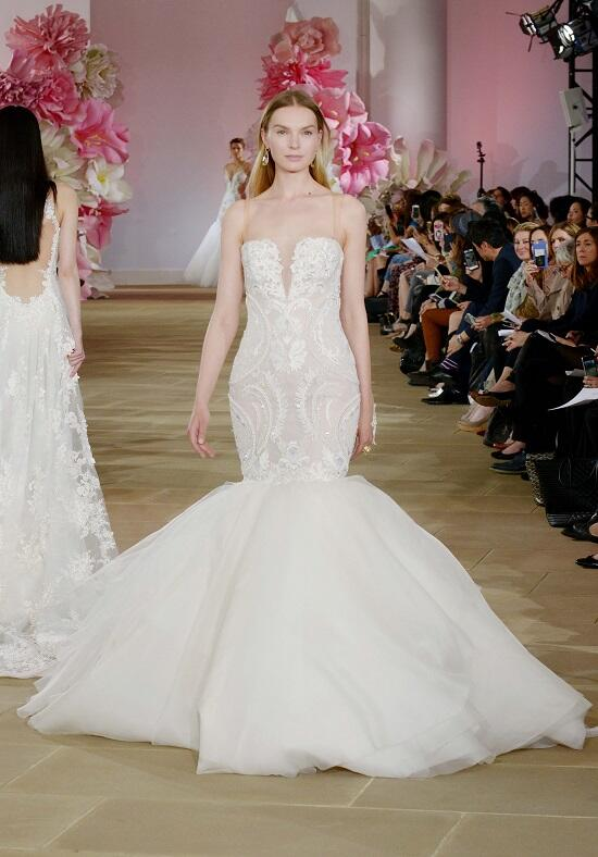 Ines Di Santo Spectacular Wedding Dress photo