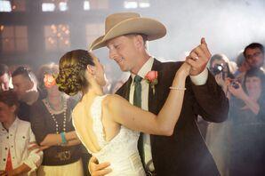 Western First Dance in FireRock Country Club